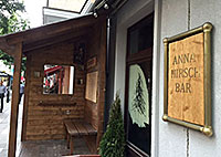 the Anna Hirsch Bar in Berlin Mitte